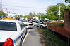 4/20/2010 Three Car Accident on Chancellors Run :