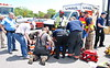 5/15/2010 Man on Bike hit Car at Wal-Mart :
