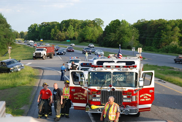 5/4/2010 Fatal Accident 235 & Mervell Dean Road