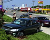 8/16/2010 Single Car Accident on Great Mills Rd :