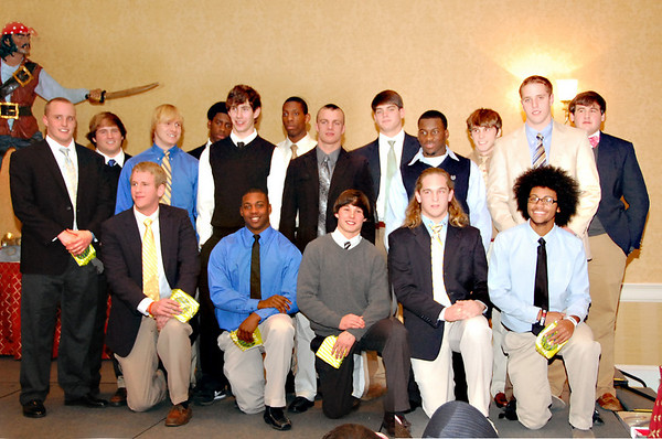 2011 Annual Football Banquet