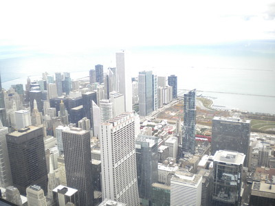 View from Skydeck