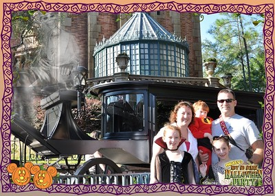 Disney World 2010