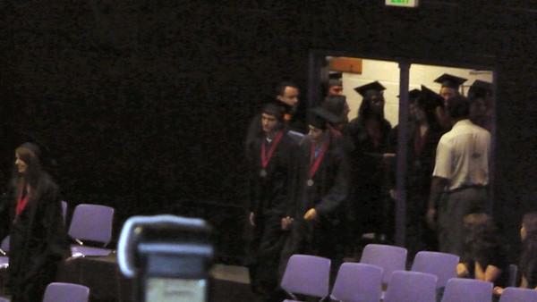 Jacob Graduation! June 7, 2010