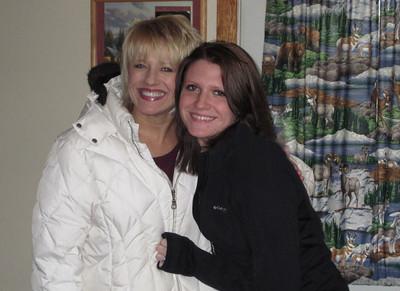Lake Merwin @ Brenda's cabin 2-27-10