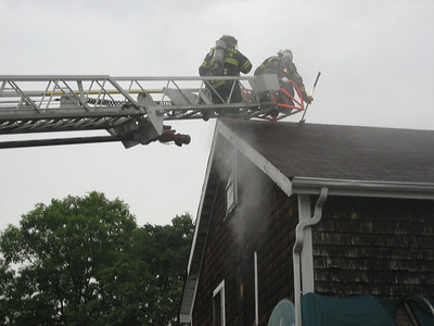 Mike's Deli, Shear Street, Wrentham - 2nd Alarm: June 1, 2010