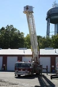 Bergen County Police & Fire Academy Open House 10-2-10