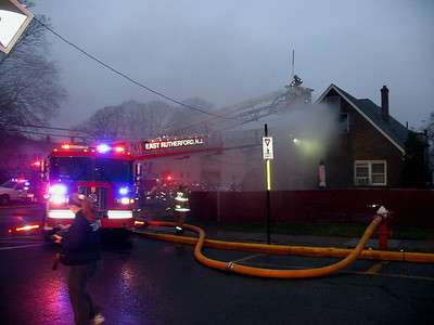 Photo's from  East Rutherford 65 Spring St 1/24/10