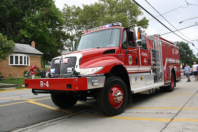 Photos from East Rutherford  New Rescue Truck 9-3-10