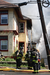 Photos from  Englewood 3rd alarm James St. 8-28-10