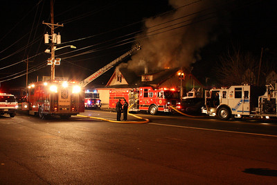 Photo's from Garfield 2nd Alarm Fire (Night Club) 474 River Rd. 3-21-10
