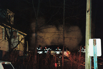 Photo's from  Hackensack Working Fire W.Lookout Ave. 01-10-10