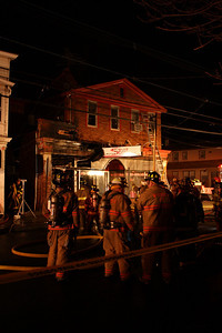 Photo's from  Hawthorne 3rd alarm fire Lafayette Ave 4-3-10