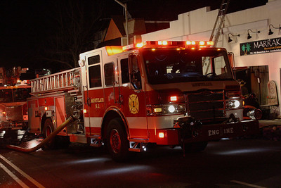 Photo's from Montclair 2nd alarm Bloomfield Ave.3-7-10