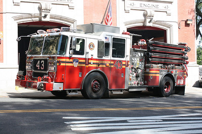 Photos from  NJMFPA  Bus Trip to FDNY 5-16-10