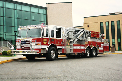 Photo's from  NJMFPA Secaucus Fire Apparatus Photo Shot / Meeting 8-15-10