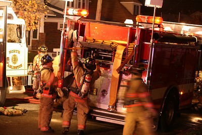 Photos from North Arlington  Working Fire 6th St.  11-15-10