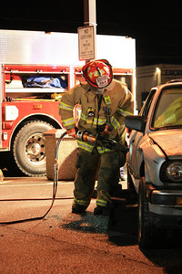 Northvale Fire Dept. Fire Prevntion Expo held at Mc Donalds 10-5-10