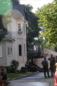 Photos from Ridgefield Park 3rd alarm Hudson St.(Packing Up) 7-5-10
