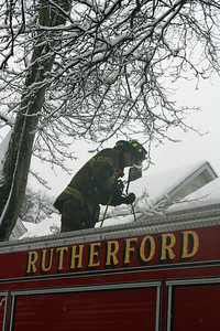 Photo's from Rutherford 2nd alarm Morse Ave. 2-10-10