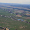Platte River valley and the town of Maxwell, East of North Platte.