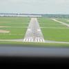 Landing in Lincoln