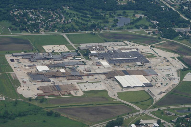 John Deere factory in Ankeny