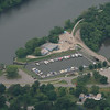 Birdland Marina, and the Des Moines River