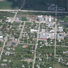 The center part, including downtown, Ceresco, NE