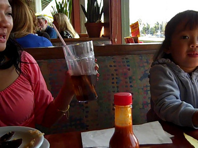 February 12, 2010: El Torito at Dana Point Harbor