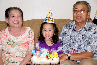 Eliana's 3rd: June 26, 2010