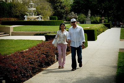 The Huntington Botanical Gardens: April 17, 2010