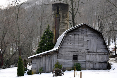 Maggie Valley Barn