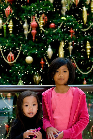 South Coast Plaza: December 5, 2010