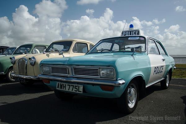 Vauxhall Viva Police Car