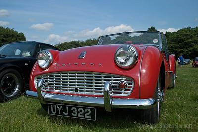 Hoghton Tower Classic Car Show 2010