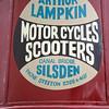 Arthur Lampkin Advert