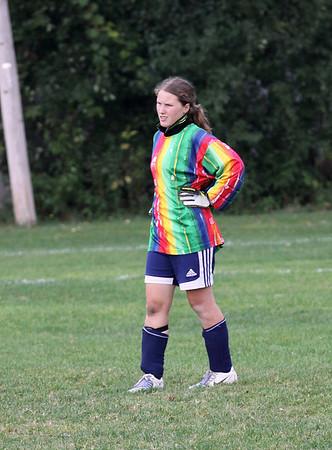 Amherst vs East Aurora JV Soccer