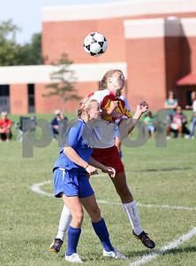 Girl's Junior Varsity Soccer