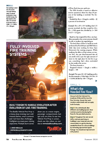 Fire Rescue Magazine (PAGE 126) February 2010