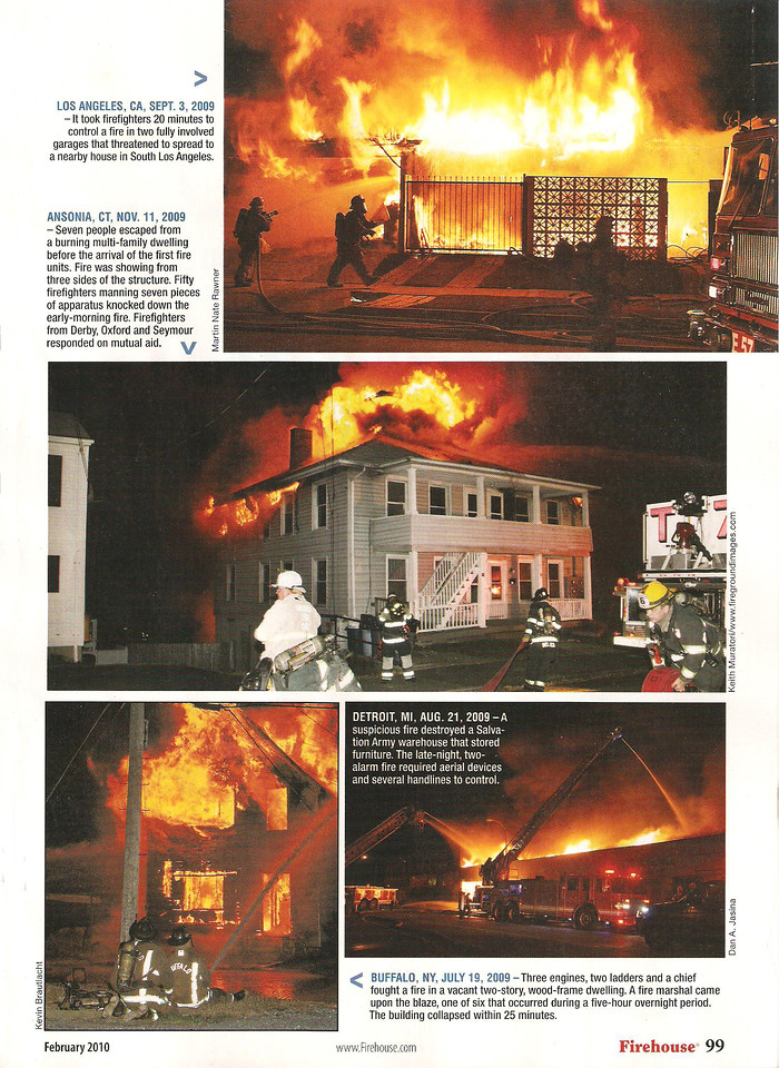 Firehouse Magazine (PAGE 99) February 2010