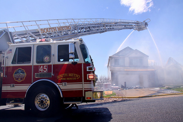 Meadow View 2nd Alarm Fire