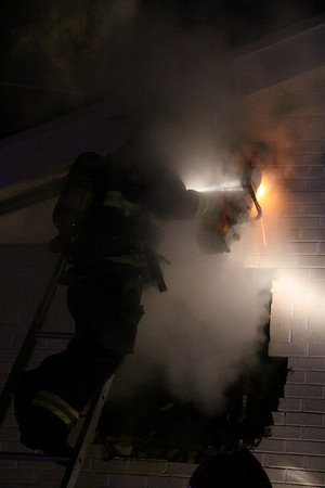 South Downing Street Fire