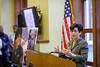 2010, Congressman Bill Pascrell, Basilone naming event with veterans.
