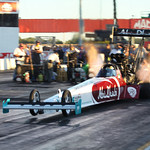 Top Fuel Dragster Action : copyright SpeedZone Magazine (no use without prior authorization)