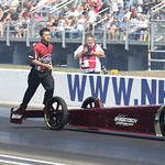 Top Fuel Dragster : copyright SpeedZone Magazine (no use without prior authorization)