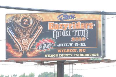 Easyriders Motorcycle Rodeo & Rally, Wilson