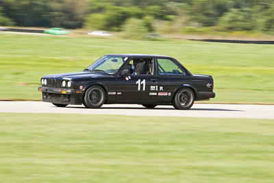 GTS1 #11 BMW E30 325is in action @ Autobahn Country Club, September 2010