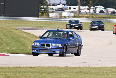 HPDE #3 BMW E36 M3 in Action @ Autobahn Country Club, September 2010