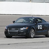 Moises Cerezo learning the correct line through the infield road course while participating in NASA Midwest Region High Performance Driving Experience (HPDE) sessions in his Audi TT at GIR, April 2010